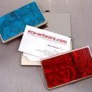 Circuit Board Business Card Case