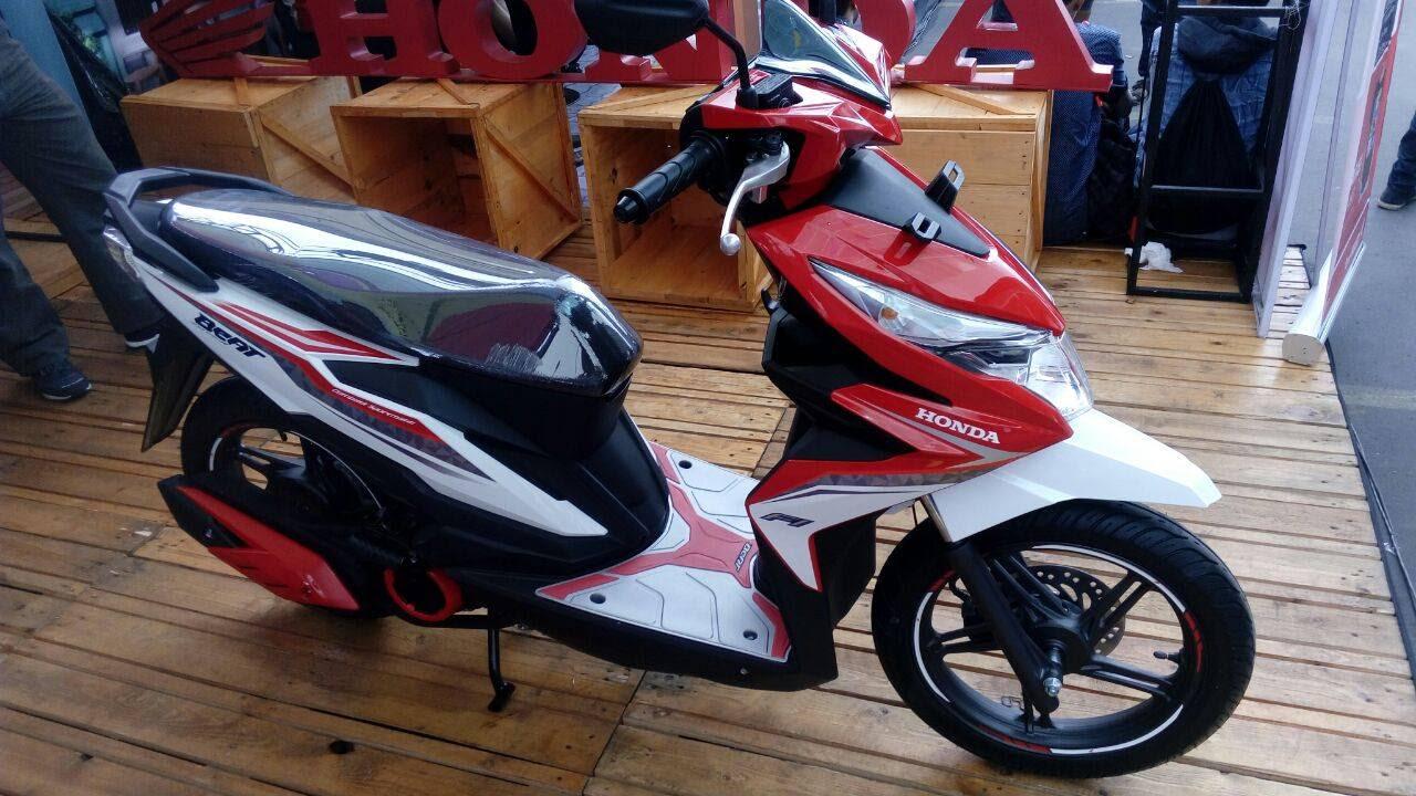 Foto Modifikasi Honda Beat New Terbaru Dan Terkeren Sodo Modifikasi