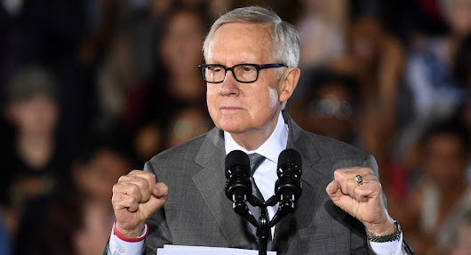 How the Harry Reid Machine May Have Killed Trump's Chances