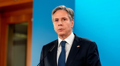 Блинкен: США ждут результатов от переговоров с Россией по кибербезопасности