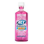 Act Anticavity Kids Fluoride Rinse, Bubblegum Blowout - 16.9 Oz