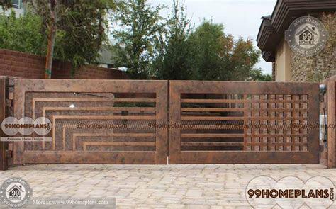 modern front gate design ideas  simple stylish