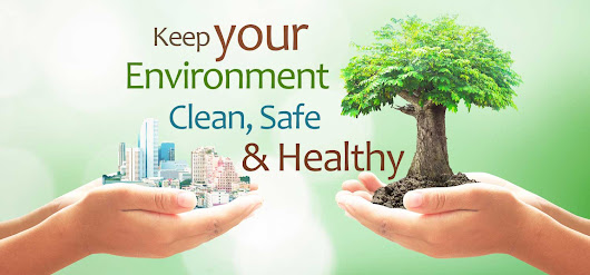 How to keep your work environment clean, safe and healthy