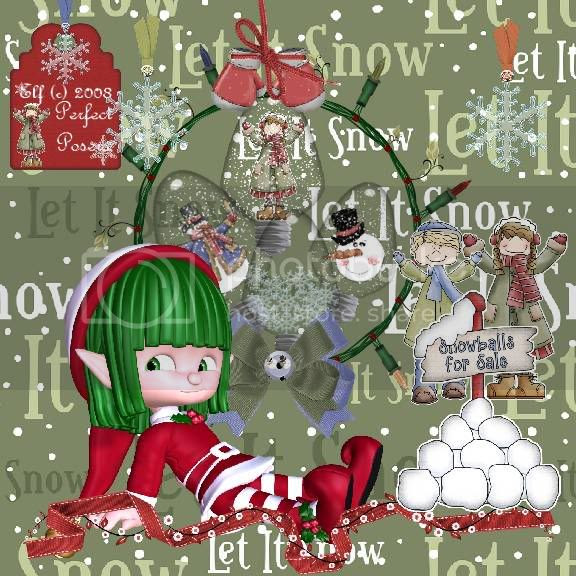 Poser,Winter,Christmas
