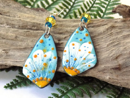 Dangle Earrings for Women Statement Earrings Gift for Her Long