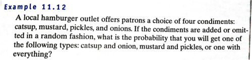 "Mmm… this is why I dine at my local ""hamburger outlet.""  Where else am I offered a ""choice"" between four condiments that are added and omitted at random?  God, please let it be mustard and onions."