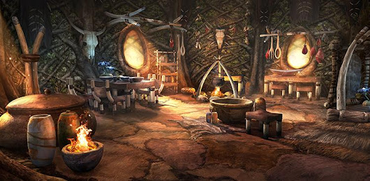 How To Decorate Home With Housing Editor In ESO Homestead -