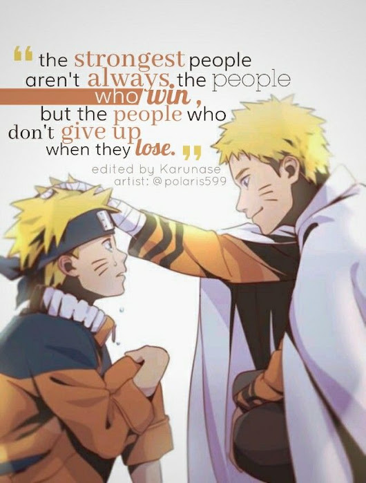 One of the best anime quotes