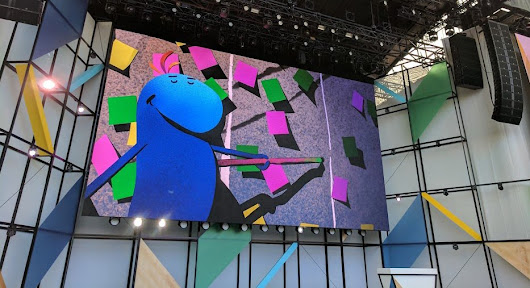 All 101 announcements from Google I/O '17