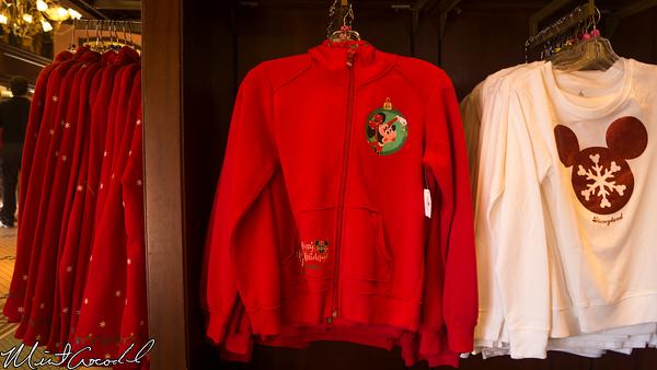 Disneyland Resort, Disneyland, Main Street U.S.A., Emporium, Christmas, Retro, Vintage, Jacket