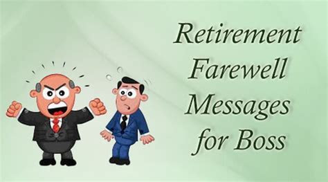 Retirement Farewell Messages for Coworkers