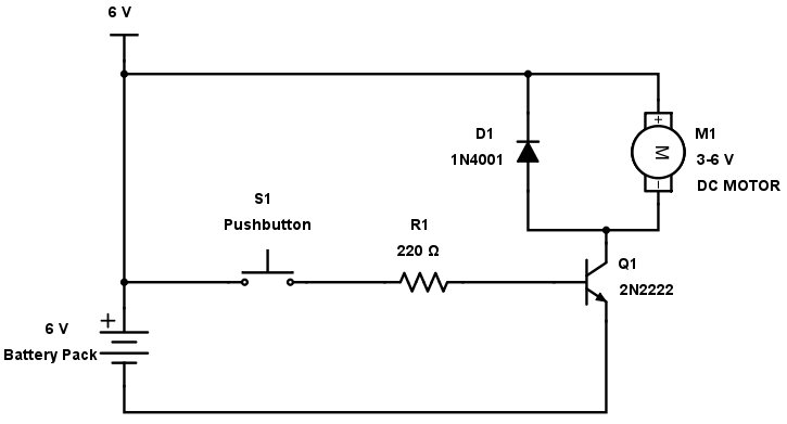 Build an Object Detection DC Motor Controller - LEKULE on