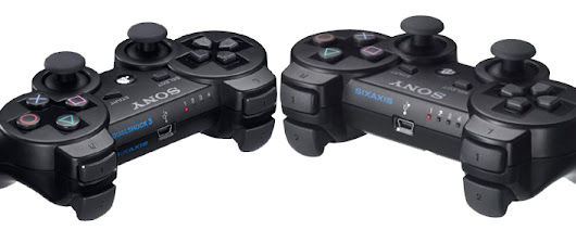Playstation 3 Sixaxis e Dualshock 3 le differenze. | Modchip.it Forum
