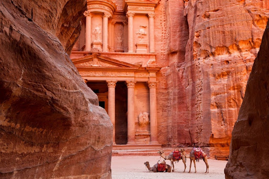 Vote - Petra, Jordan - Best Cinematic Destination Nominee:  2015 10Best Readers' Choice Travel Awards