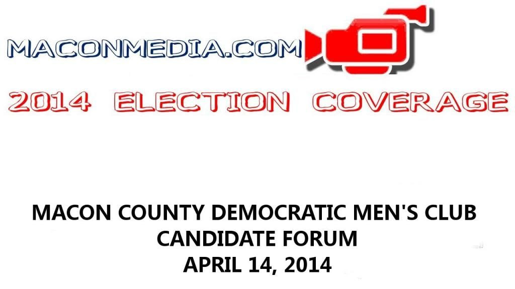 April 14th Candidate Forum