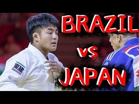 Brasil ✖️ Japão - Mundial 2019