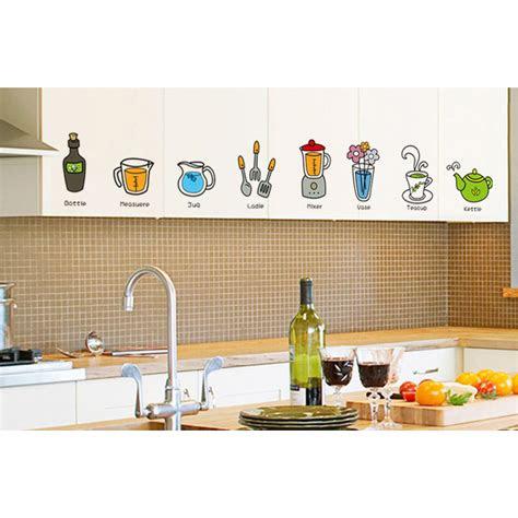 wallpaper  dapur motif peralatan dapur khm