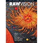 RAW VISION #69:International Journal of Outsider Art, Art Brut, Contemporary Folk Art