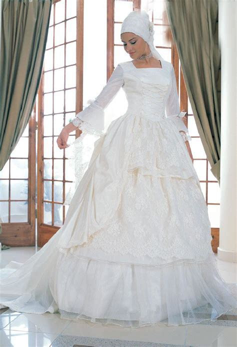 Muslim bridal dresses   Girl Tattoos Designs Gallery