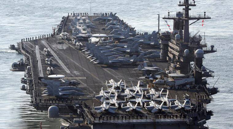 Japan, Japan port, US warships, Japan US navy, world news, Japan news