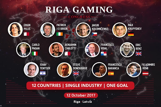 Latvia will host the international conference Riga Gaming Congress