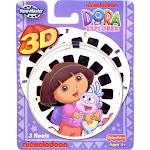 Dora The Explorer - Dora 3 - Classic Viewmaster 3 Reel Set