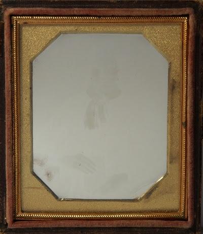 Daguerreotypie negativ