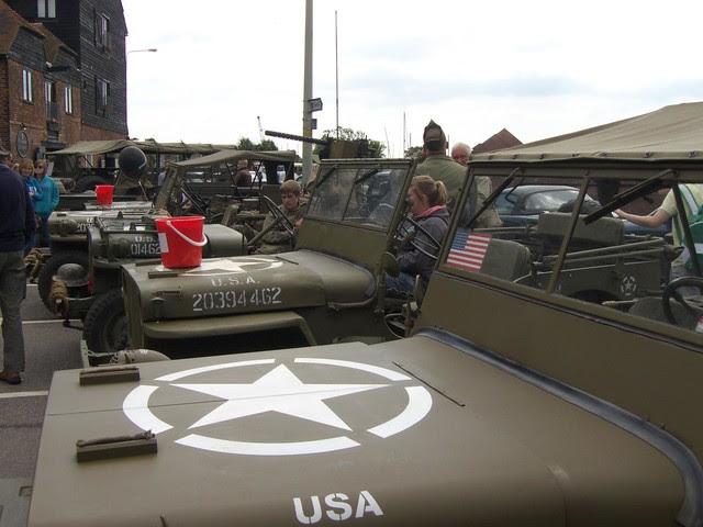 P1080687 WW2 military vehicles