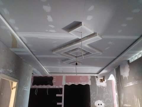 Climatisation Réversible Faux Plafond Ba13 Knauf