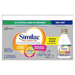 Similac Pro-Sensitive HMO Ready To Feed Infant Formula 8-count / 32 fl oz