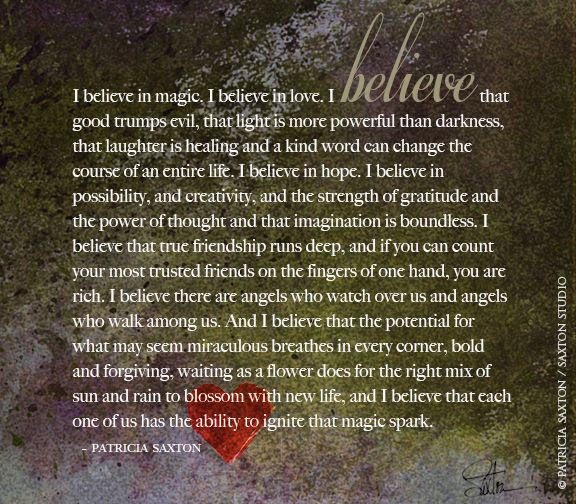 Quotes About Believing In Us 67 Quotes