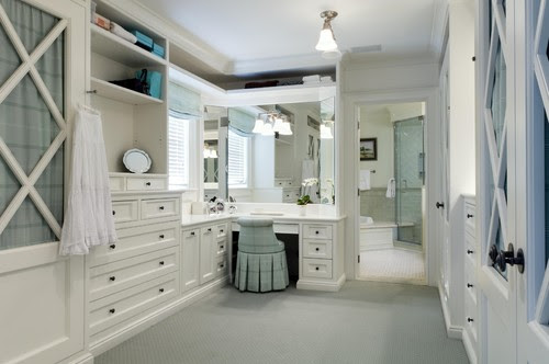 KBK Interior Design Portfolio traditional closet