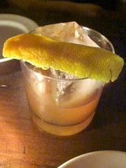 Honey Nut Old Fashioned at 1886