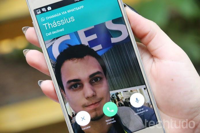 Novo recurso do WhatsApp é parecido com caixa postal (Foto: Tainah Tavares/TechTudo)