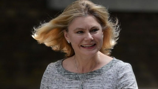Justine Greening appointed new education secretary - BBC News