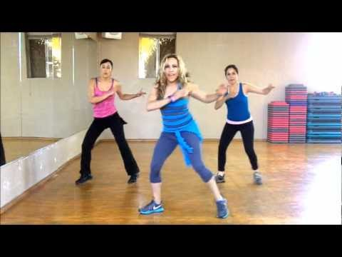 Baile zumba gratis - Baile para principiantes : Como