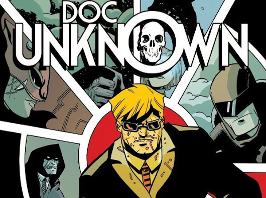 Ryan Cody discusses 'Doc Unknown' Kickstarter success