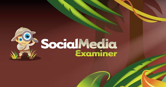 Social Media Examiner: Social media marketing how to, research, case studies, news and more!