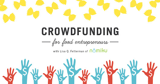 Crowdfunding For Food Entrepreneurs