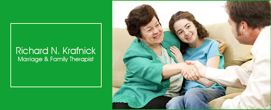 Richard N. Krafnick, Marriage & Family Therapist  Performs Family Therapy in San Francisco, CA
