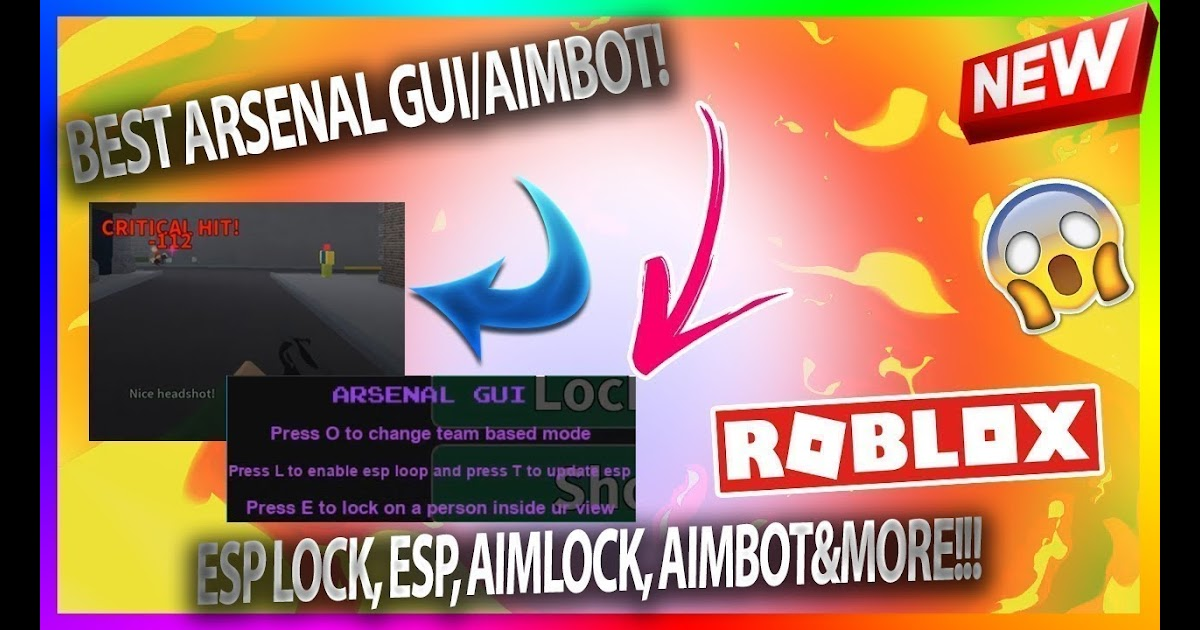 Roblox Arsenal Aimbot And Esp Arsenal Hacks In Roblox Roblox Game Get Eaten By The Giant Noob