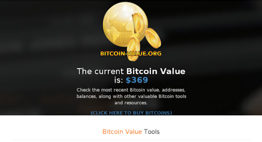Bitcoin-Value.Org — Website For Sale on Flippa: Bitcoin-Value.Org - Bitcoin Value Crypto Currency Price & Stats Info Website