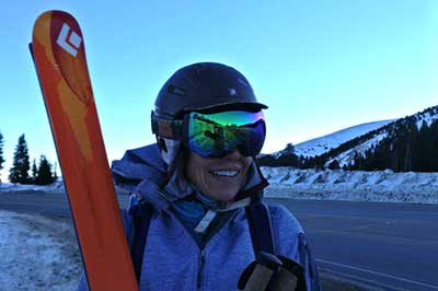 Portal to the Future Of Ski Goggles - Industry Outsider