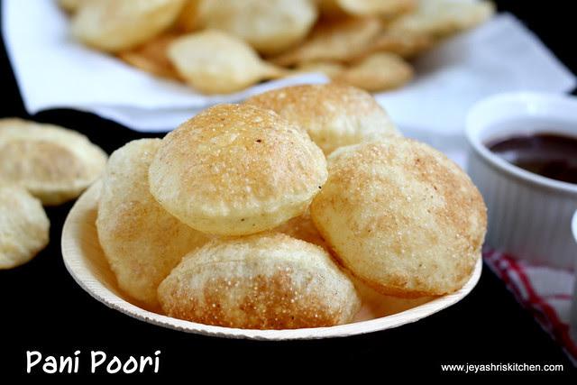 Poori recipe 2
