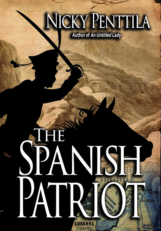 The Spanish Patriot - Nicky Penttila