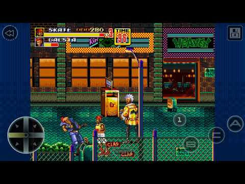 04 Game Review - Streets of Rage 2 (for Android)