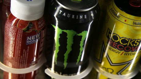 Energy drinks are making more children sick, study says - CNN.com
