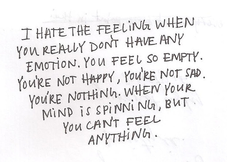 Quotes About Feeling Nothing 146 Quotes