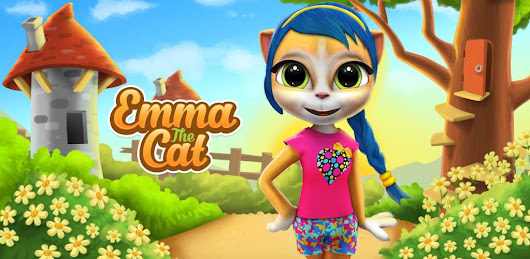 Emma The Cat - Virtual Pet Games for Android, iOS and Windows Phone
