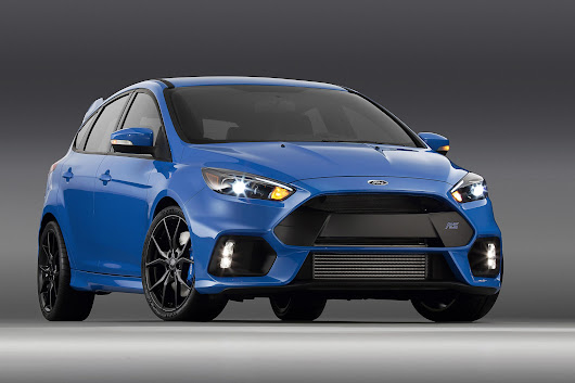 The Final Number Is Here: 2016 Ford Focus RS Has 345HP! - YouWheel.com - Car News and Review